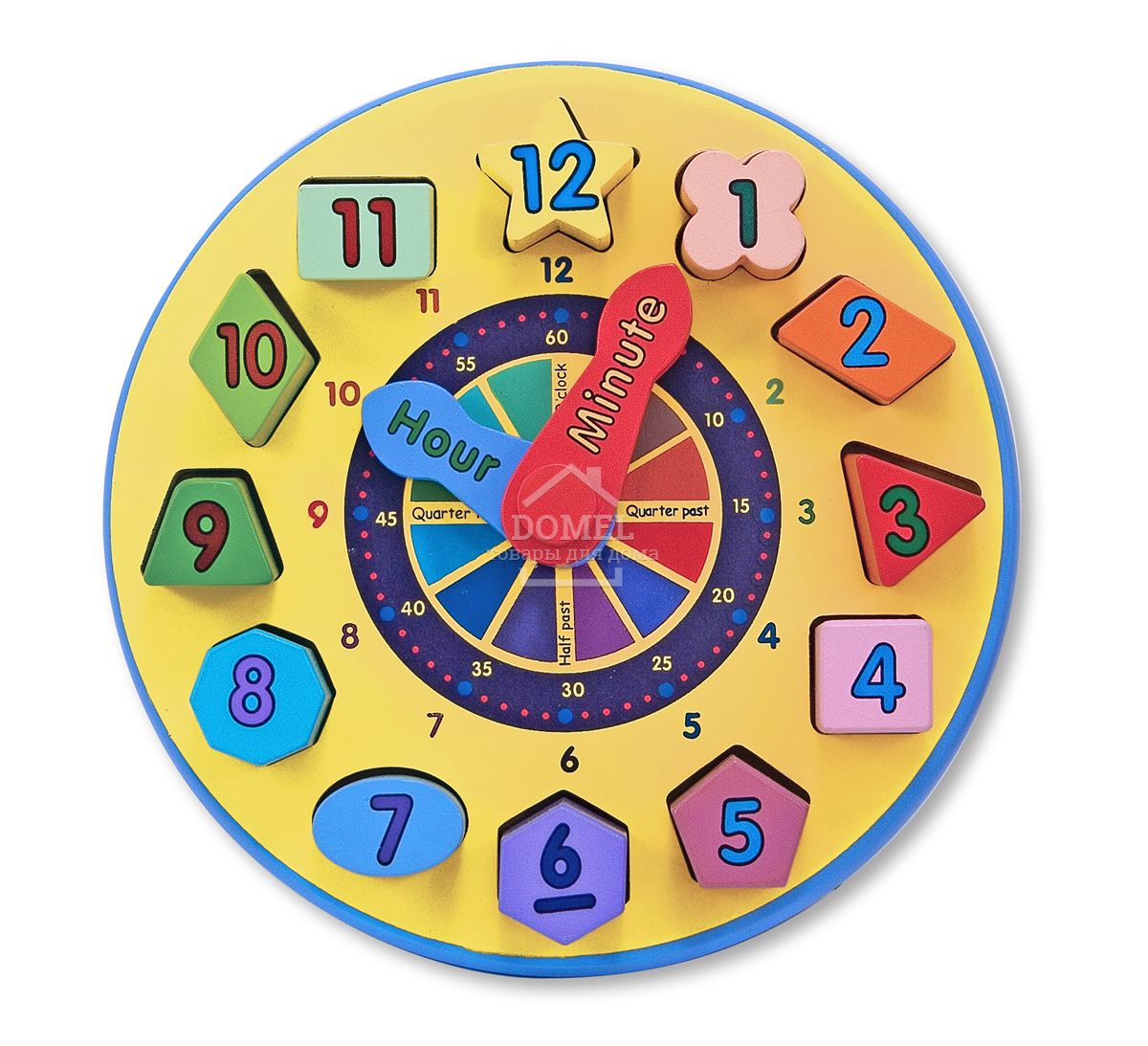 Как сделать часы для ребёнка