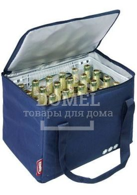 Сумка изотермическая Keep Cool Beer Bag, 34,3 л, синяя, Time Eco® (Украина), От 31 л., Изотермическая сумка, Нет, Нет
